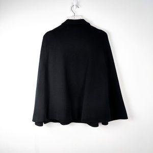 INC International Concepts Jackets & Coats - SPRING SALE -NEW INC InternationalPoncho Black M